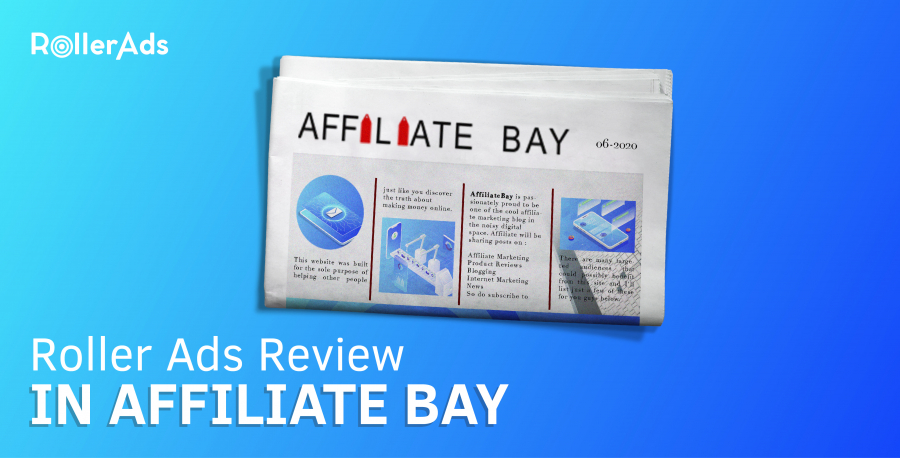 ROLLER ADS REVIEW AT AFFILIATE BAY