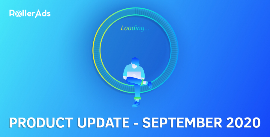 ROLLERADS PRODUCT UPDATE - SEPTEMBER 2020