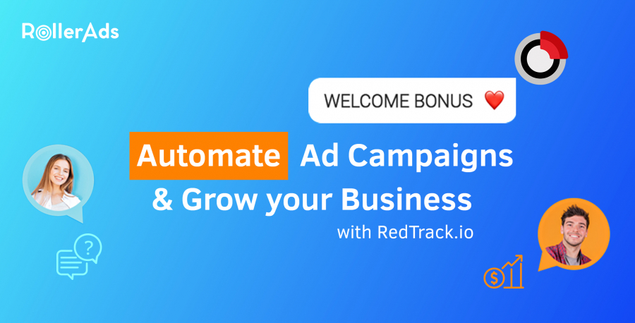 AUTOMATE AD CAMPAIGNS WITH REDTRACK