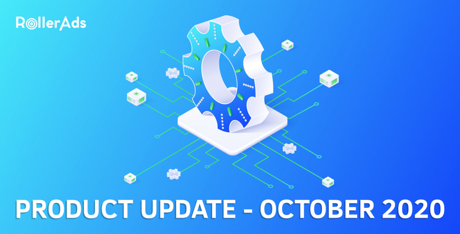 ROLLERADS PRODUCT UPDATE – OCTOBER 2020