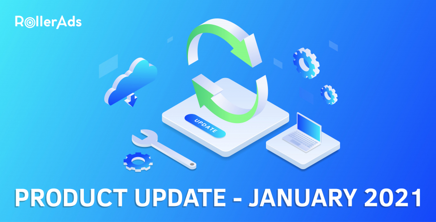 ROLLERADS PRODUCT UPDATE – JANUARY 2021