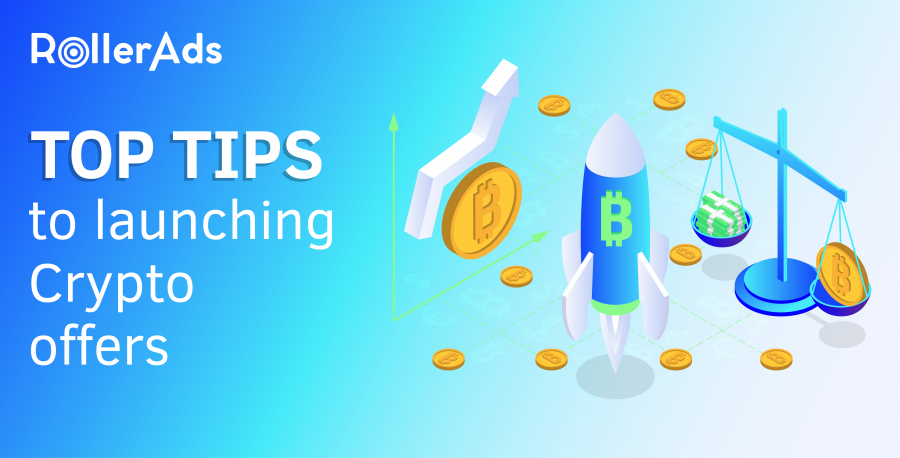 Top tips to running Crypto offers